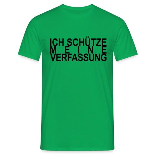 WORTKunstwort 21.4 - Männer T-Shirt