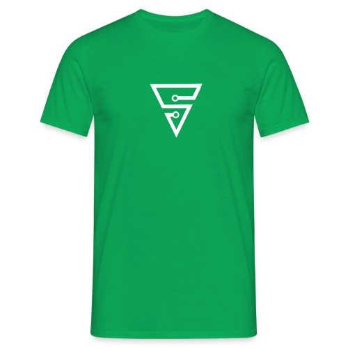 Spinaxe SnapCap - Men's T-Shirt