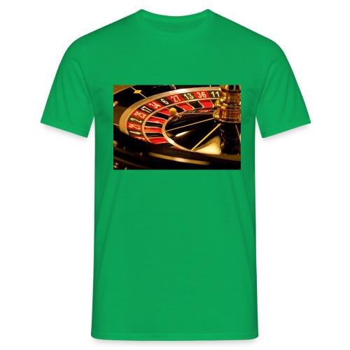 Gambling - Men's T-Shirt