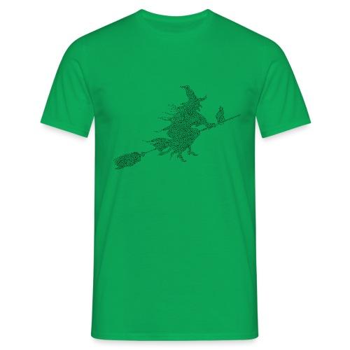 czarownica - Koszulka męska
