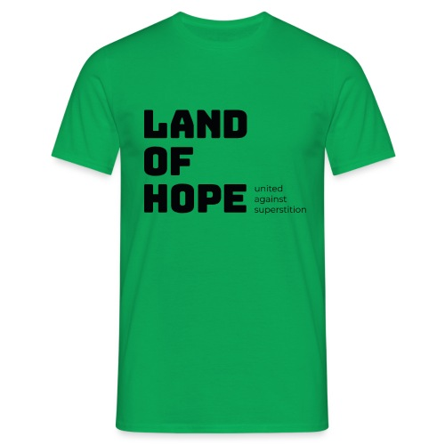 Land of Hope - Men's T-Shirt
