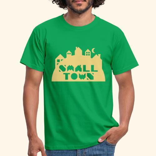 Small Town - T-skjorte for menn