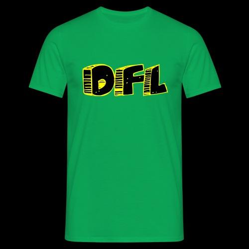 DFunctionaL Logo - Men's T-Shirt