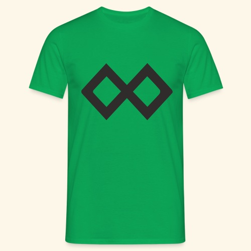 TenX Logo - Männer T-Shirt