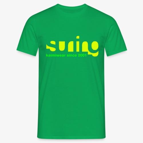 surfing final 2 - Männer T-Shirt