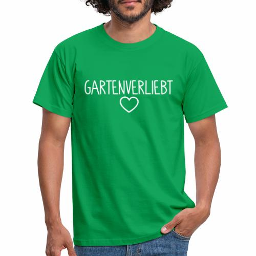 Gartenverliebt - Männer T-Shirt