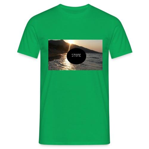 Mousepad - Männer T-Shirt