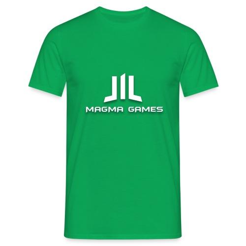 Magma Games t-shirt grijs - Mannen T-shirt