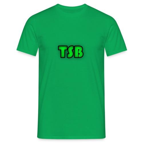 TSB logo - Men's T-Shirt