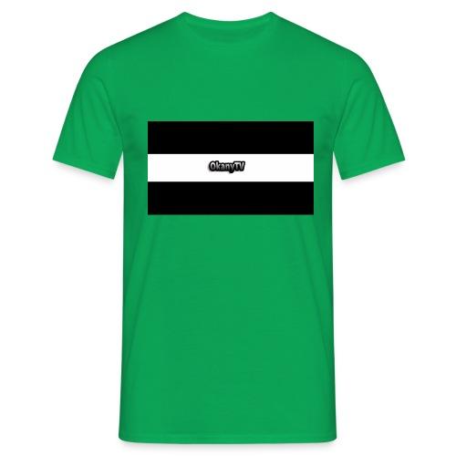 OkanyTV - Männer T-Shirt