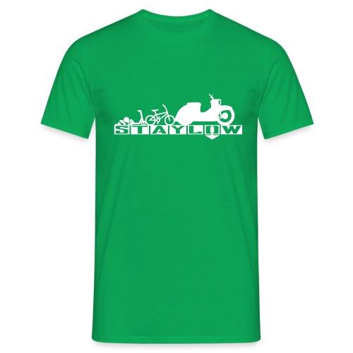STAYLOW BMX - Männer T-Shirt