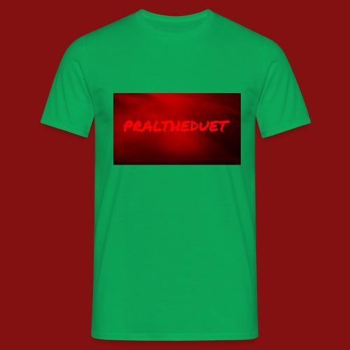 My Post 6 - T-shirt herr