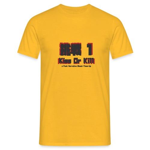 Gaijin Charenji 1 : Kiss or Kill - T-shirt Homme