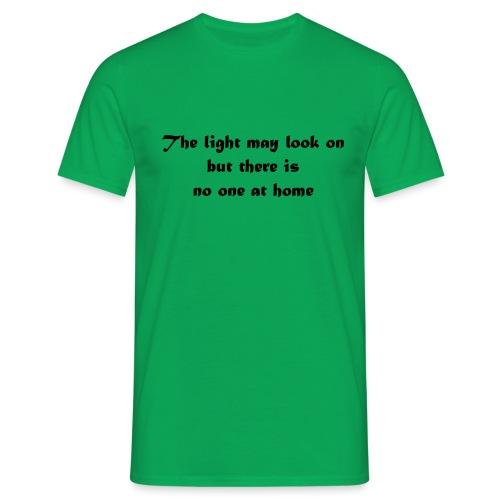 Light - Men's T-Shirt