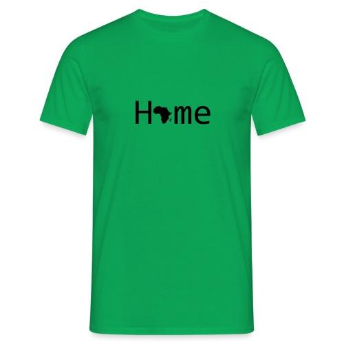 Sweet Home Africa - Männer T-Shirt