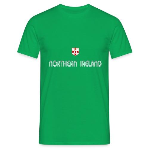N I shield - Men's T-Shirt