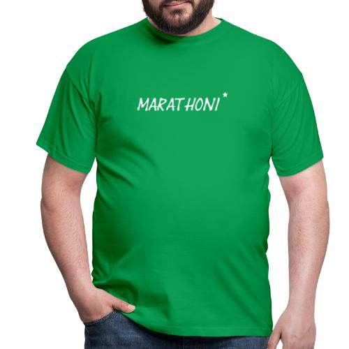 Marathoni - Männer T-Shirt