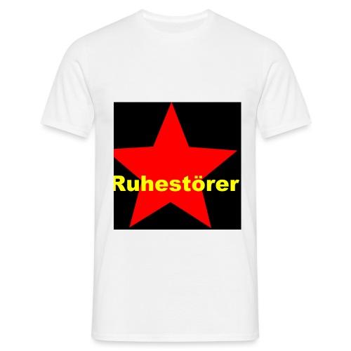 Ruhestörer - Männer T-Shirt