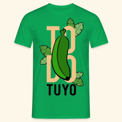 Camiseta Platanera TODO TUYO (LAVAINA) - Camiseta hombre
