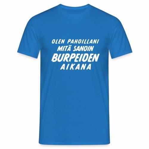 Olen pahoillani - Miesten t-paita