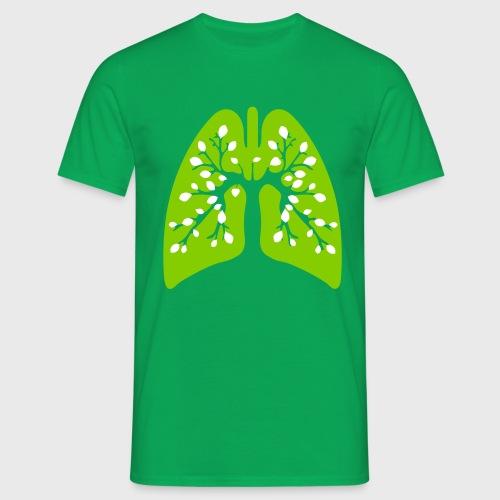 Poumon vert - T-shirt Homme