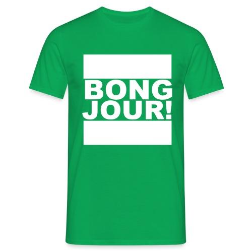 BONGJOUR! - Männer T-Shirt
