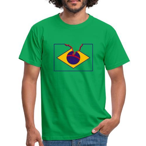 Livre Brasil - T-shirt Homme