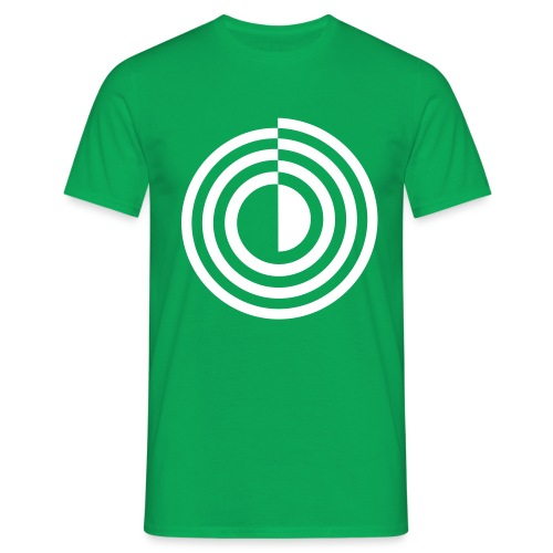 Simple Portal - Männer T-Shirt
