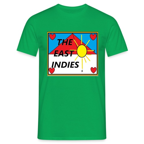 The East Indies - Mannen T-shirt
