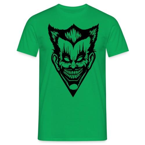 Horror Face - Männer T-Shirt