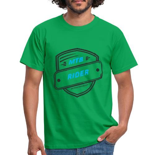 MTB RIDER TEE - Men's T-Shirt