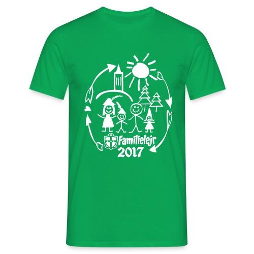 tshirtlogo-sw2017smallb - Herre-T-shirt
