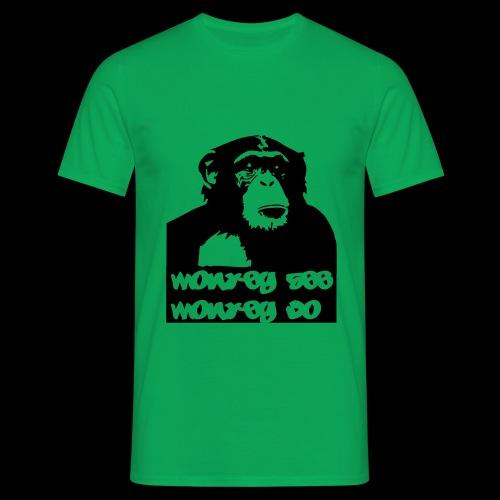 chimp - Männer T-Shirt