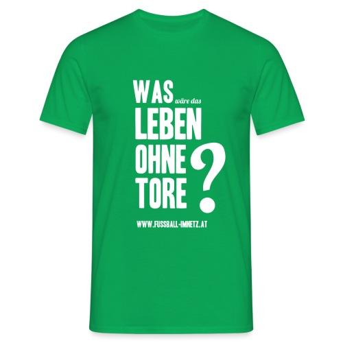 IMNETZ quote 02 png - Männer T-Shirt