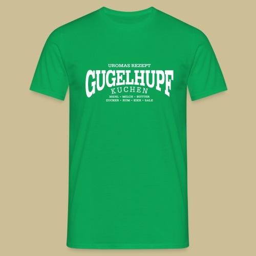 Gugelhupf (white) - Männer T-Shirt