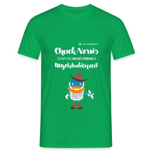 Online-Studium in Regelstudienzeit - Männer T-Shirt