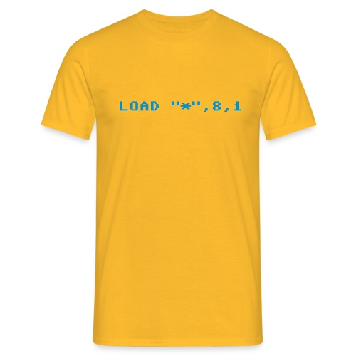 load 8 1 - Men's T-Shirt