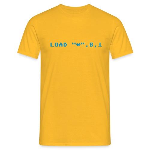 load 8 1 - Men's T-Shirt