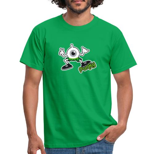 Punky Full (Color) - T-shirt Homme