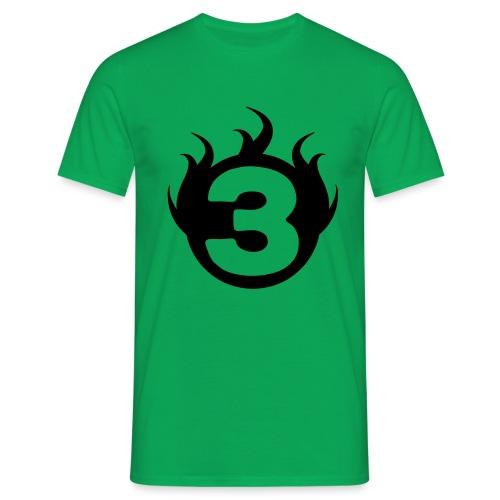 shoulder logoc - T-shirt Homme