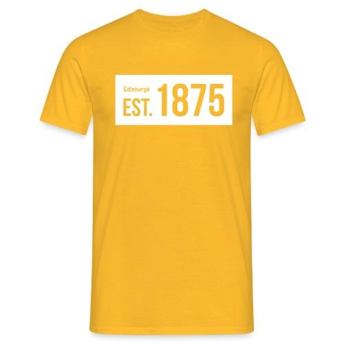 EST. 1875 Hibs - Men's T-Shirt