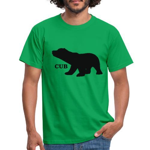 Bear Cub - Men's T-Shirt