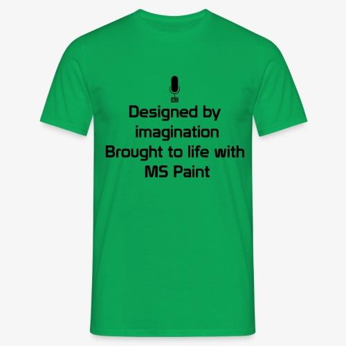 MS Paint - Men's T-Shirt