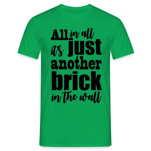another brick vect - T-shirt Homme