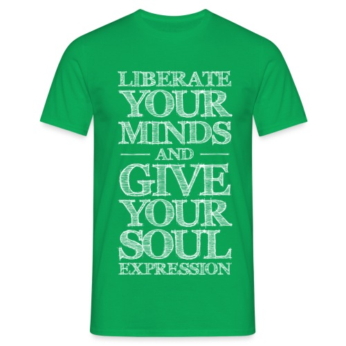 Liberate - Men's T-Shirt