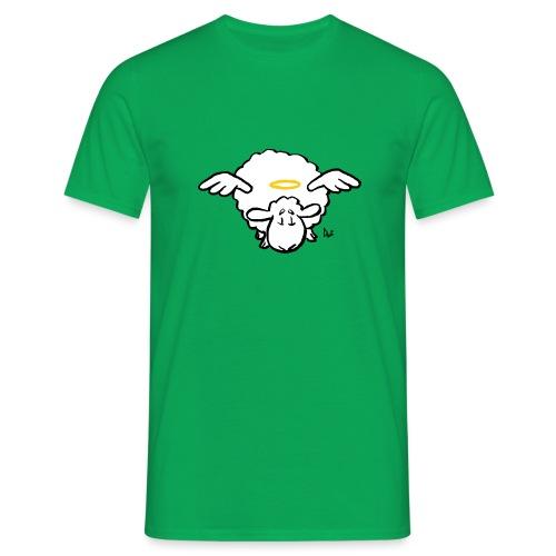 Angel Sheep - T-shirt Homme