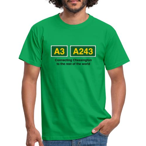 Chessington A3 - Men's T-Shirt