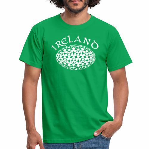 Ireland Rugby Ball - Men's T-Shirt