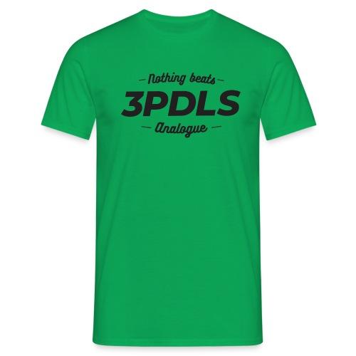 3PDLS png - Männer T-Shirt
