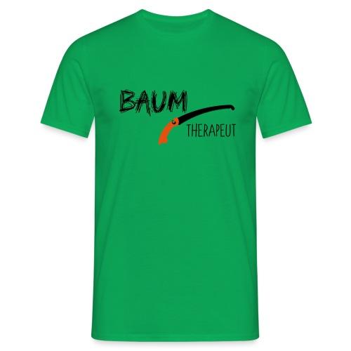 Baumtherapeut - Männer T-Shirt